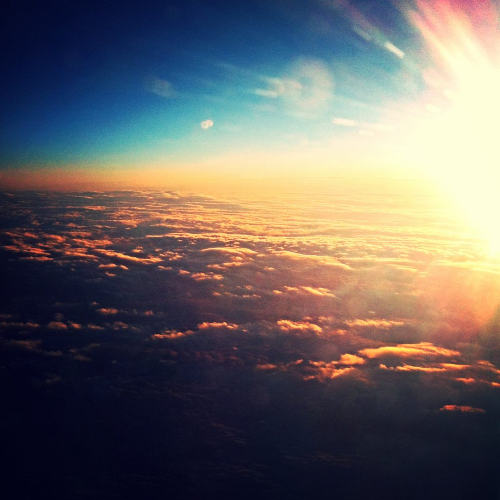 My view from 30,000 feet up
