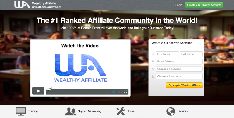 8 Reasons Why You Should Join Wealthy Affiliate