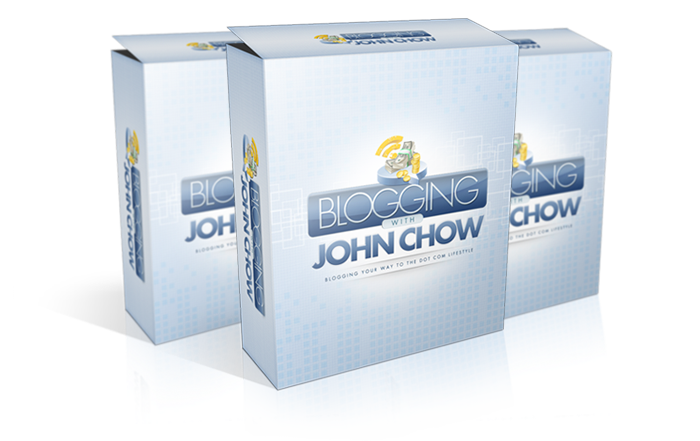 "My ""Blogging With John Chow"" Review"