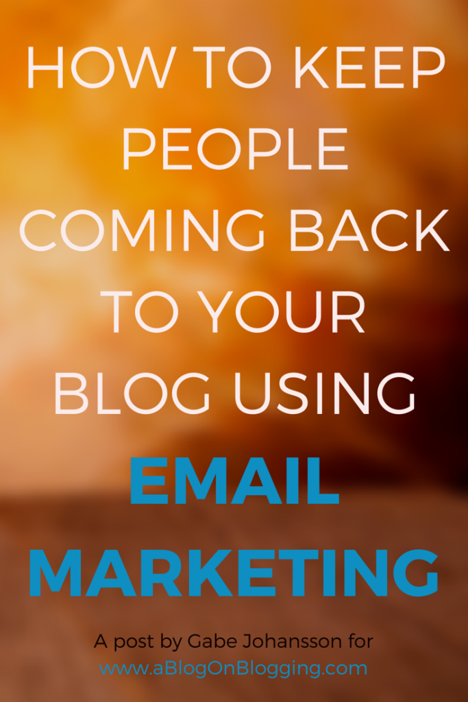 The Number 1 Way To Keep People Coming Back To Your Blog