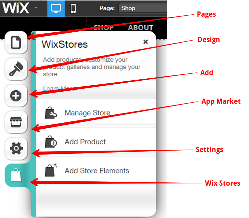 wixstores explained