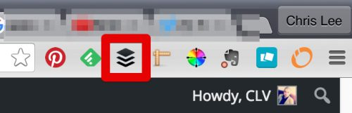 the buffer app chrome extension