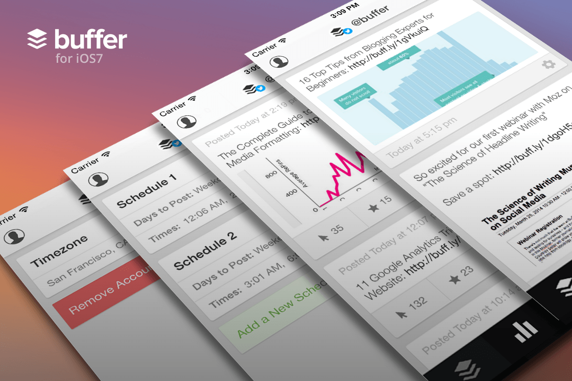 buffer mobile app review