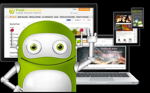 Fresh Store Builder v7 Review (The Amazon Affiliate Website Builder)
