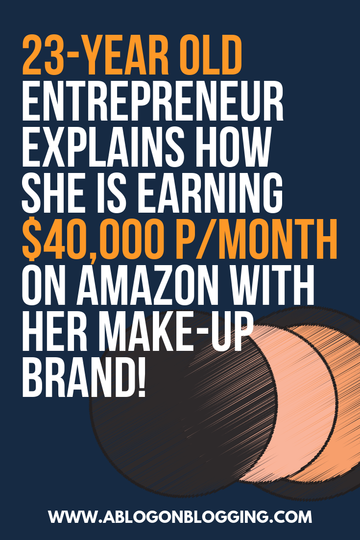 How A 23 Year Old Makes $40,000 With Her Online Hustle