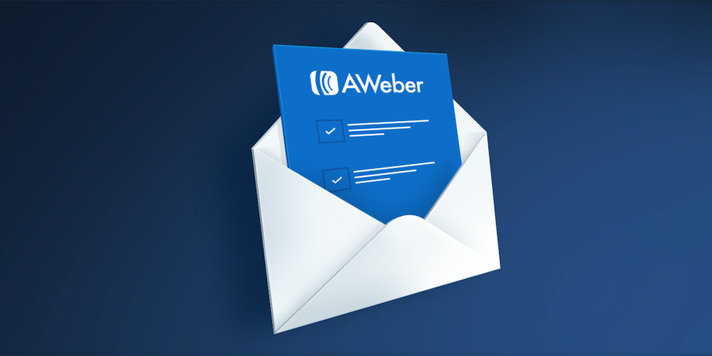 aweber review logo