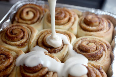 cinnamon roll recipies