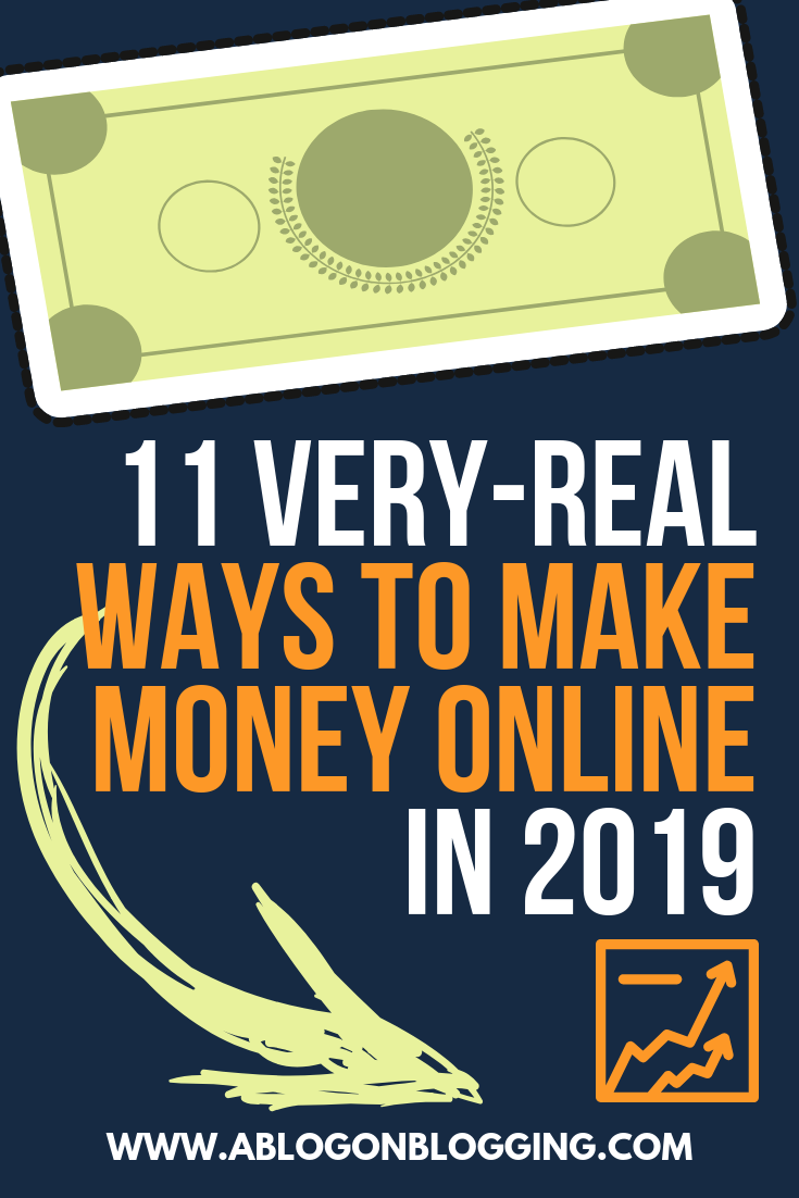 11 REAL WAYS TO MAKE MONEY ONLINE