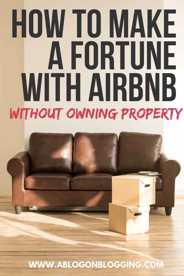 Make A Fortune With Airbnb