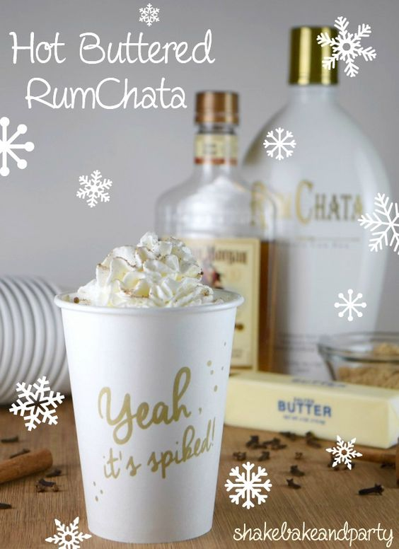 Hot Buttered Rum Chata Recipe