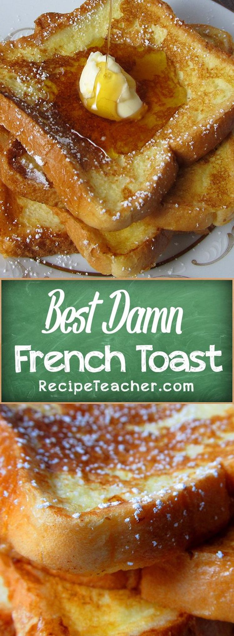 Simple & Easy French Toast Recipe