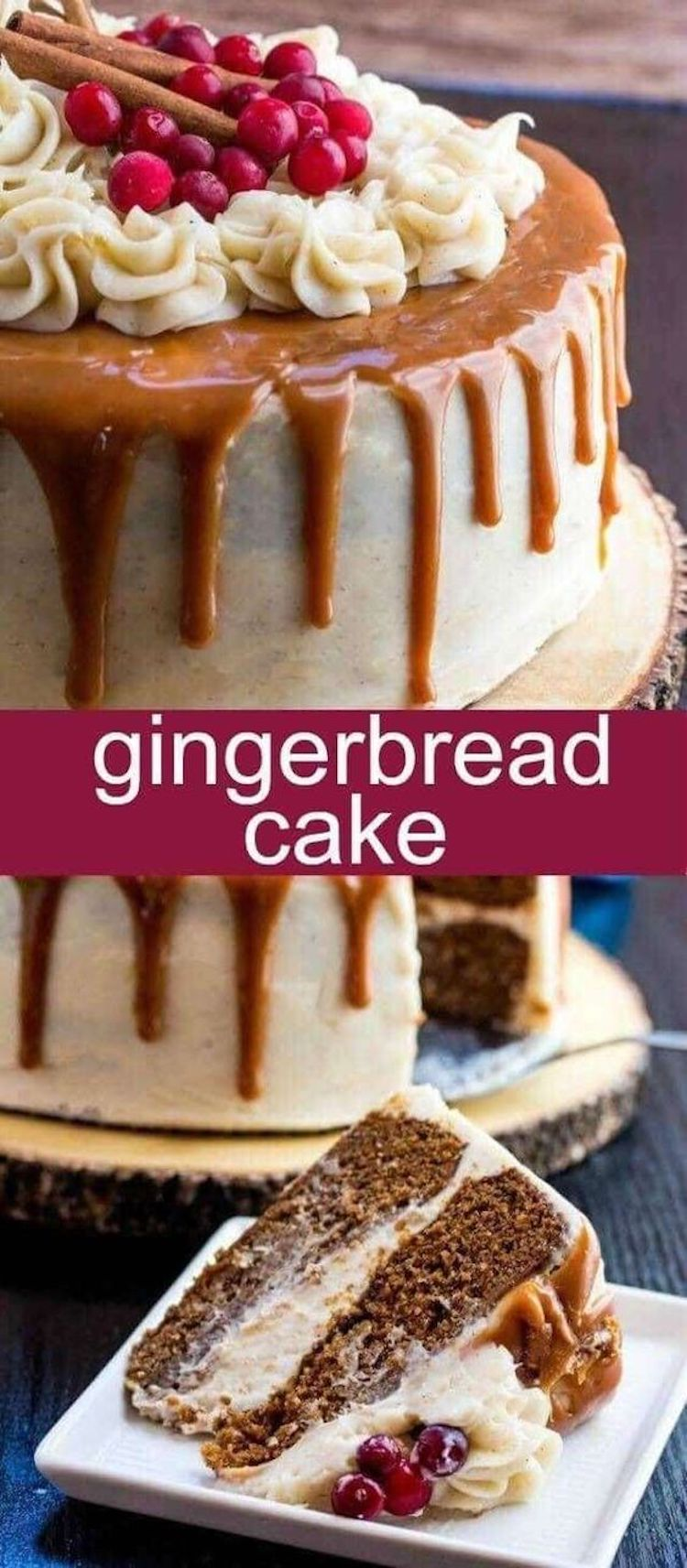 Ginger Bread Cake Recipes
