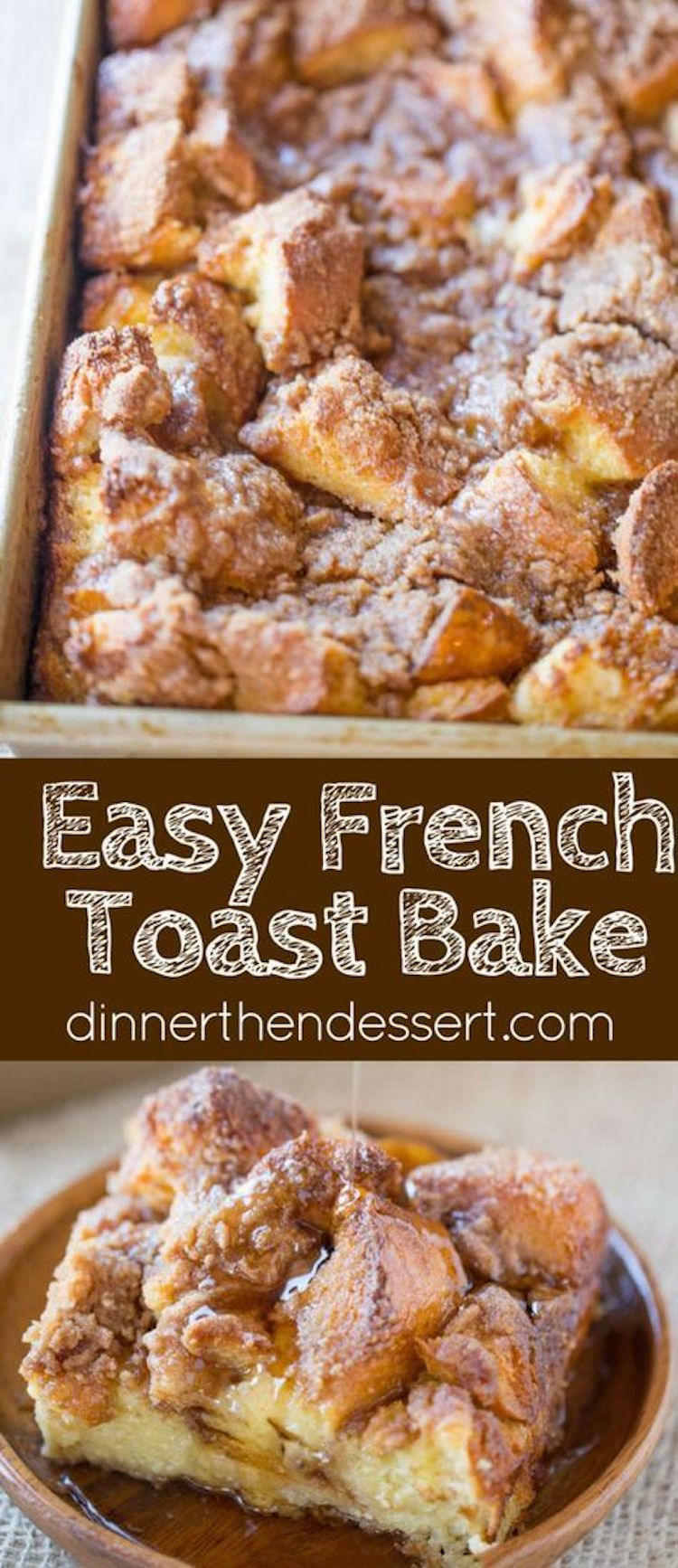 Easy French-Toast Bake Recipe