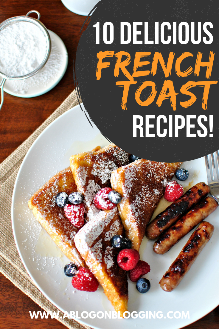 FRENCH TOAST pinterest