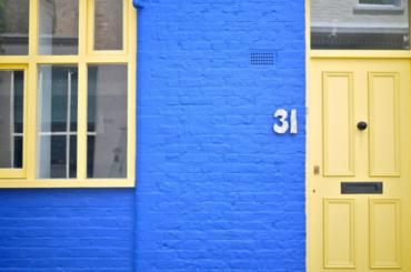 yellow door feat