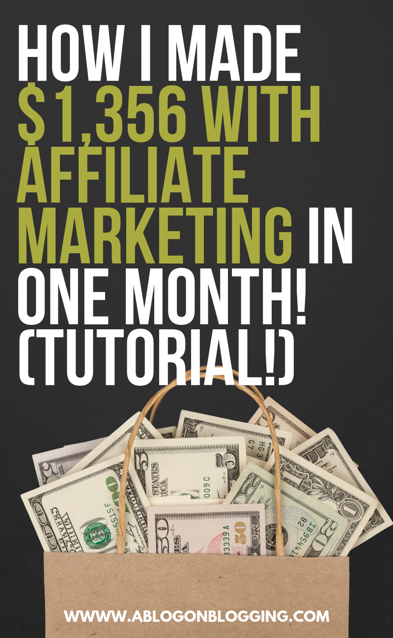 make money with aff marketing