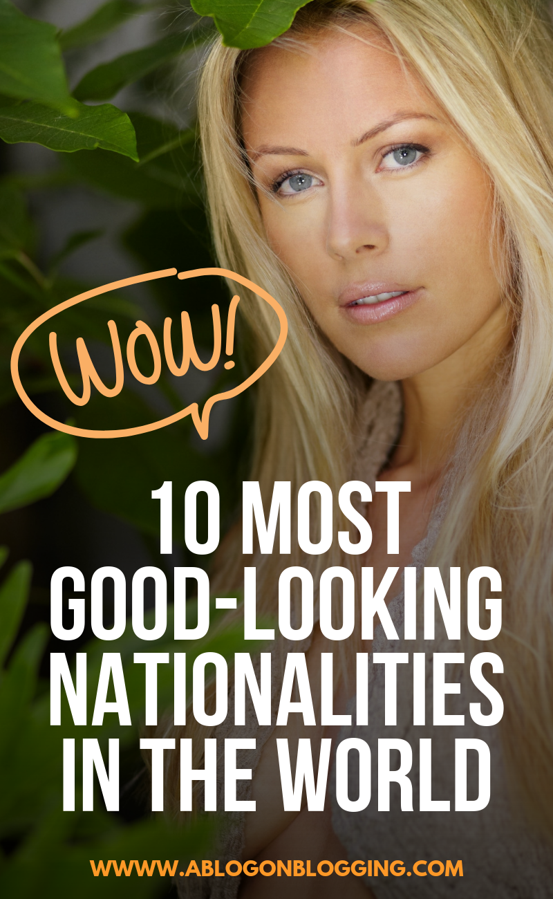good looking nations