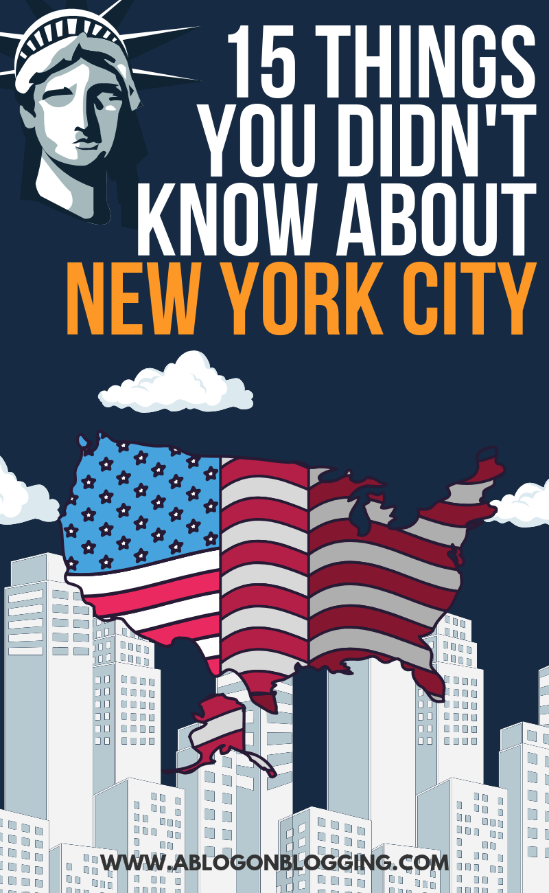 15 Things You Didn't Know About New York City