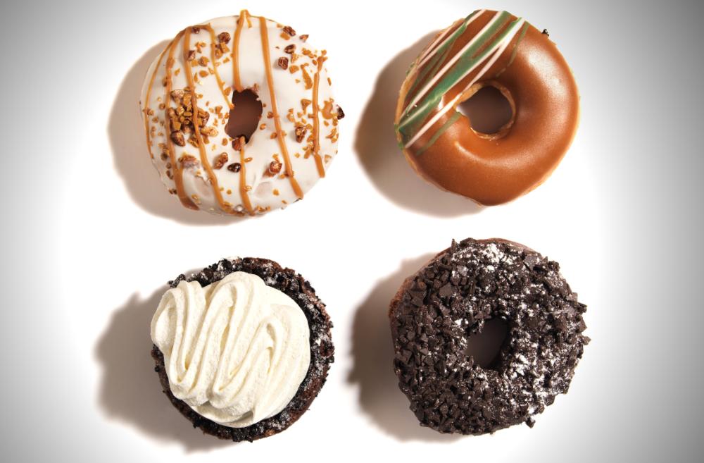 Paleo Homemade Donuts