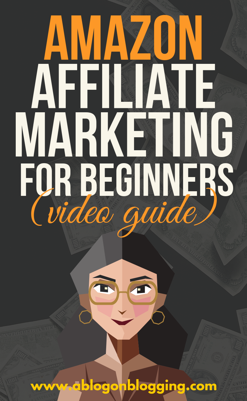 Amazon Affiliate Marketing For Beginners (VIDEO Guide)
