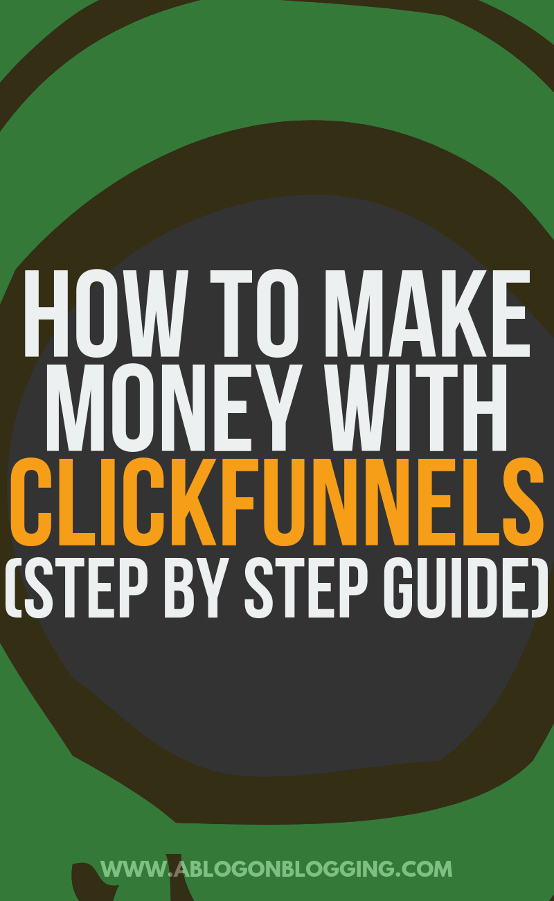 How To Make Money With Clickfunnels - Truths