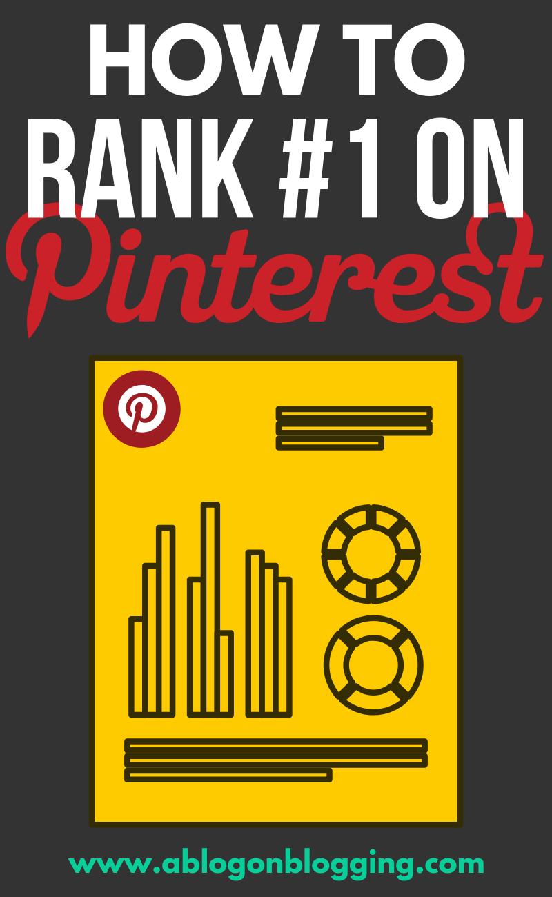 How To Rank #1 On Pinterest! (Pinterest SEO)