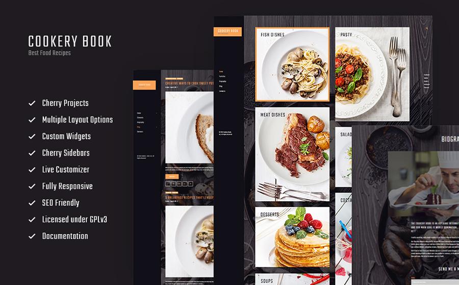 #15: Cookery Book (Premium)