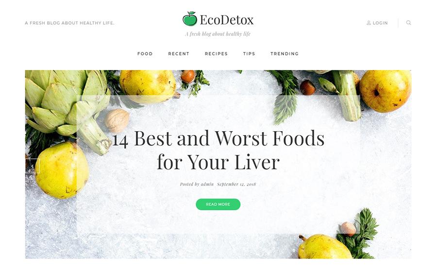#9: EcoDetox (Premium)