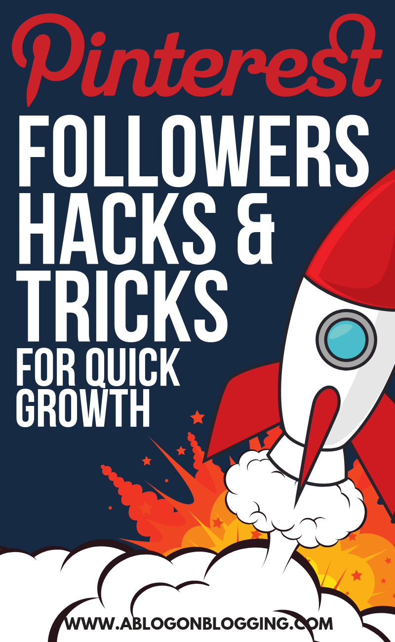 Pinterest Followers Hacks & Tricks For Quick Growth