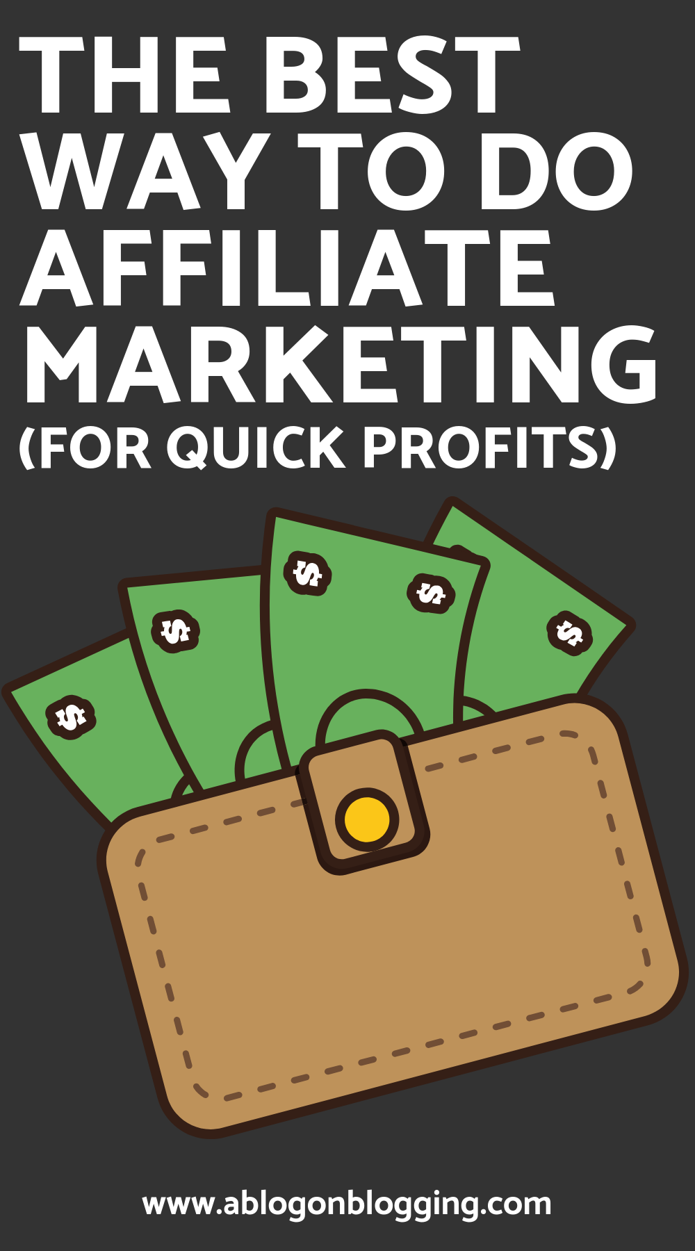 the best way to do affiliate marketing
